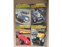 Thoroughbred and Classic Car magazines