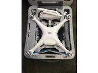 DJI Phantom 4 Pro Plus - 4k drone with built in screen on remote - and 2 extra batteries