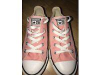 Pink Converse 1.5