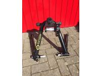 Turbo trainer / Home trainer