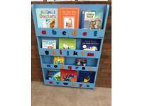 Tidy Books Children's Bookshelf/Storage