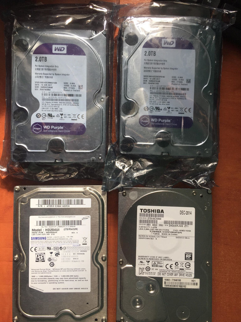 Harga Hardisk 2 Tb Wd Black Sata Terbaru 2018 Amedee Blouse Wanita Abf01818bk Hitam M Hdd Purple 2tb Still In Package Have And Toshiba 3tb Used
