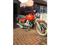 Moto Guzzi V50 MKII