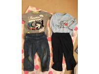 Boys clothes 18-24 mo