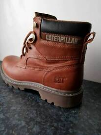 Caterpillar Boots New Size 8 Cats