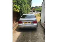 BMW 320D M Sport Silver 184hp 1 Owner