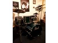 Pearl Export 6 Peice drum kit