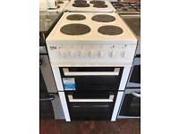 Beko electric cooker immaculate condition!