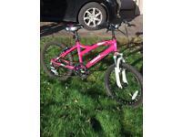 Muddy fox 20 inch bike