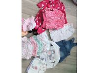 Baby girl clothes 12-24 months