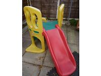 Little Tykes Hide and Slide Climber (climbing frame).vgc. Withington. indoor or outdoor use. £45