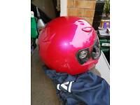 Small crash helmet