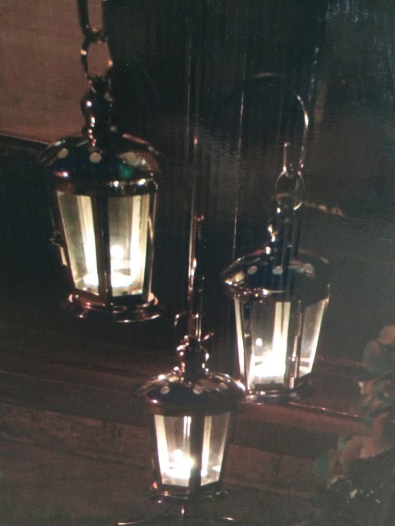 Lakeland garden tea light lantern holder