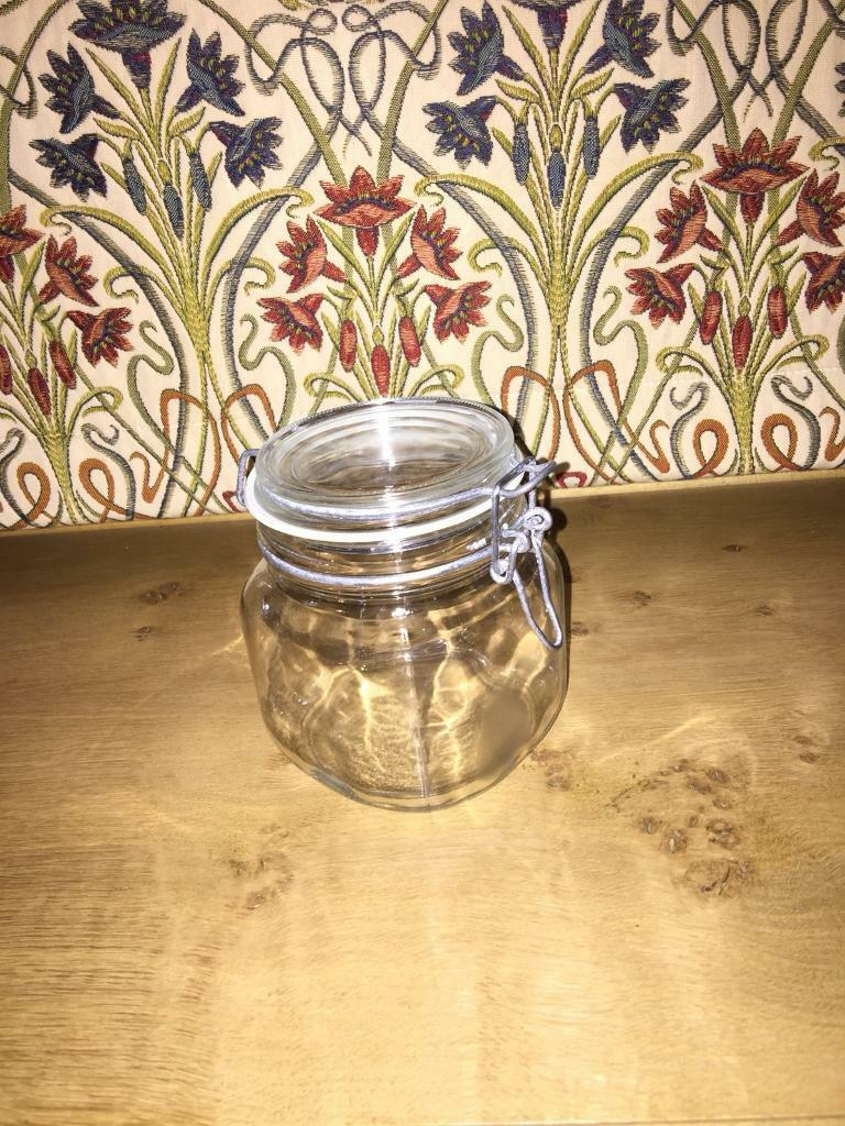 Glass Storage / Preserve Jars (16 available)