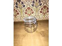Glass Storage / Preserve Jars (16 available)