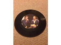 """David Bowie & Bing Crosby Rare 12"""" Single"""