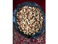 Quality Used Champagne & Prosecco Corks