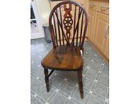 Antique Kitchen Chair