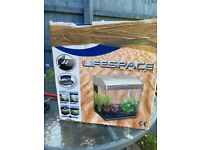 Life space aquarium 16 ltr