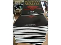 30 volumes of world war 2 books