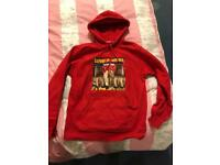Authentic supreme hoodie Capone N Noreaga