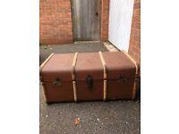 Vintage trunk