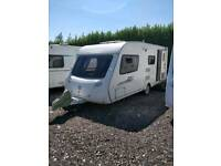 Swift Challenger 530 caravan