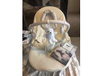 Brand new baby bouncer box and tags