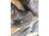 Magnum steel toe