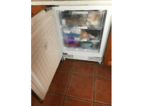 BOSCH GUD15A50GB/03 Integrated Under Counter Freezer