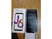 Samsung J6 purple 3GB ram 32GB 5.6-Inch 4G Dual SIM UNLOCKED