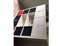 Ikea Kallax 4x4 Storage Unit