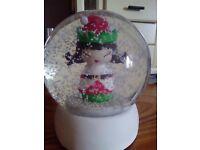 Momiji Doll Jingle 2012 Christmas Snow Globe