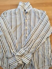 3 men's designer shirts
