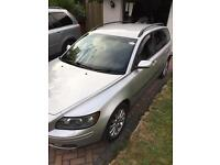 Volvo v50 NO TIME WASTER