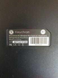 Keychron K2 Keyboard - Red Switch