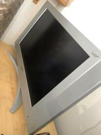 "LCD TV 30"" Bush really good condition"