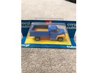 Corgi pick up truck