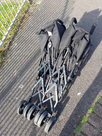 Mamas&papas double stroller