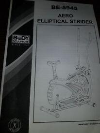 Elliptical Strider