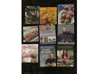 Slimming World, cook & beauty books selling as one bundle, all vgc to new - Irby Wirral CH61