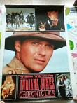 "poster "" the young indiana Jones chronicles"""