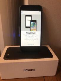 IPHONE 7 UNWANTED GIFT BRAND NEW UNUSED BLACK 32 GB