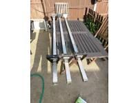 Rhino roof rack for van