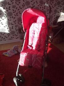 Pushchair for sale! £15 o.t.o very good condition.