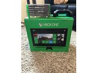 Xbox one bundle 8 games!