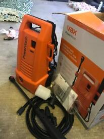Vac jet wash 1800 psi with accessories