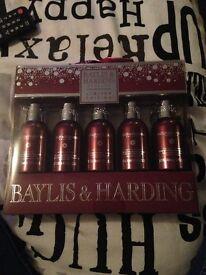 Baylis & Harding Bath Set