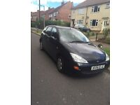 Ford Focus hatchback for sale