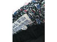 Jack wills skirt size 8